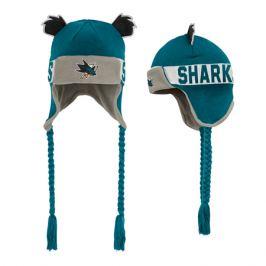 Detská zimná čiapka Outerstuff Multi-Pom NHL San Jose Sharks