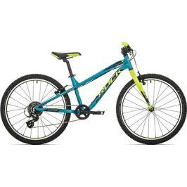 Detský bicykel Rock Machine 24 Thunder petrolejovo modrý
