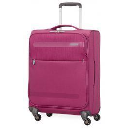 e9ec4e0caf5a9 Detail · American Tourister Kabínový cestovný kufor Herolite Lifestyle  Spinner 26G*102 42 l - růžová