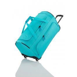 541bb4a3c8ab0 Detail · Travelite Cestovná taška na kolieskach Basics Fresh Wheeled Duffle  Turquoise