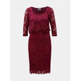 1ac23934bce8 Detail · Ružové tehotenské čipkované šaty vhodné na dojčenie Mama.licious  Mivane