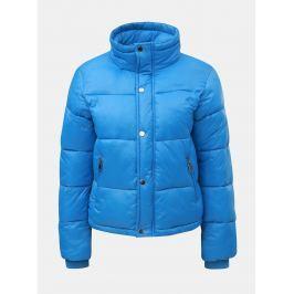 3310118fc310 Detail · Modrá prešívaná nadýchaná krátka zimná bunda TALLY WEiJL