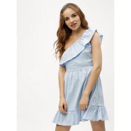 614f42351426 Detail · Svetlomodré asymetrické šaty VERO MODA Sia