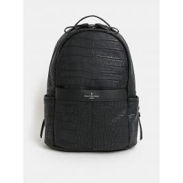 ed1f8a1e0 Čierny koženkový batoh Paul's Boutique Rosa