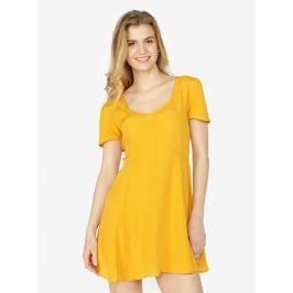 eaf0b4b668cc Detail · Horčicové šaty Miss Selfridge