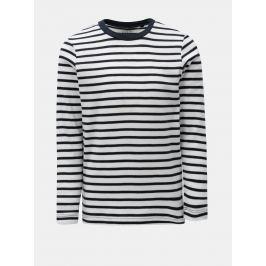 f9a51f4f3f23 Detail · Modro-biele chlapčenské pruhované tričko Name it Villy