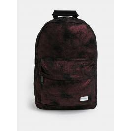 Koženkový batoh v striebornej farbe Paul s Boutique Charlie ... 238bc66fabe