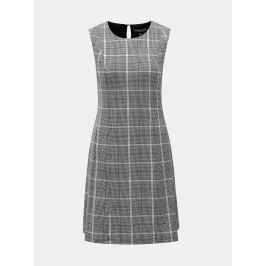 5759be840058 Detail · Sivé kárované šaty Dorothy Perkins