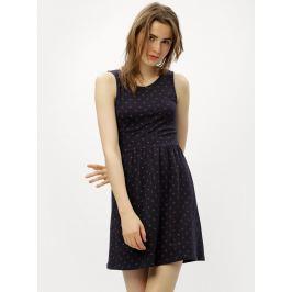 Detail · Červeno-modré šaty s prestrihom na chrbte ONLY Olivia 628768fa443