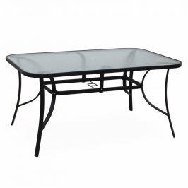 Záhradný stôl Paster (čierna)
