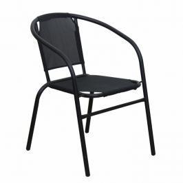 Záhradná stolička Lestra (tmavosivá)