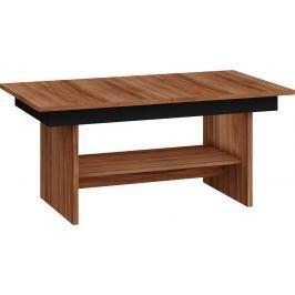 Konferenčný stolík Dallas Slivka + čierna