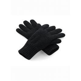 Unisex zimné rukavice - černá S/M