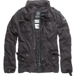 bunda jarno/jesenná pánske - Britannia - BRANDIT - 3116-black