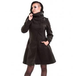 kabát dámsky VIXXSIN - NECROMANCER - GREY - POI413
