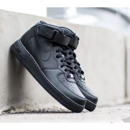 Detail · Nike Wmns Air Force 1 Mid ´07 LE Black  Black fe4d11a0d10