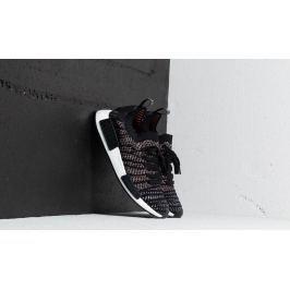 adidas NMD_R1 STLT Primeknit Core Black/ Grey Four/ Solar Pink