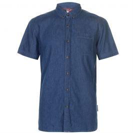 Detail · Pánska jeansová košeĺa Lee Cooper c0b907db0d9