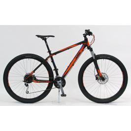 Bicykel KTM L.SPORT 29.27 - 2018 Čierno-oranžová 17″