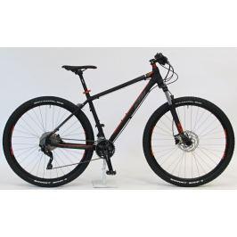 Bicykel KTM L.MOUNTAIN 29.30 - 2018 Čierno-oranžová 21″