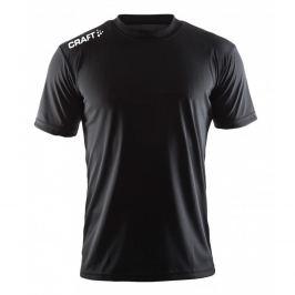 Športové tričko CRAFT Event Tee Black Čierna XL