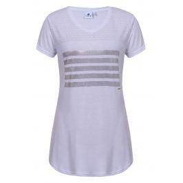 Dámske tričko LUHTA Dora White Biela S