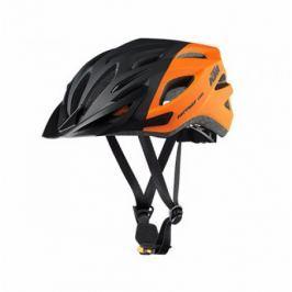 Cyklistická prilba KTM Helm Factory Line Black/Orange Čierno-oranžová 54-58 cm