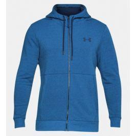 Detail · Pánska mikina UNDER ARMOUR Threadborne Fleece Full Zip Hoodie modrá  Modrá LG af114baf73f