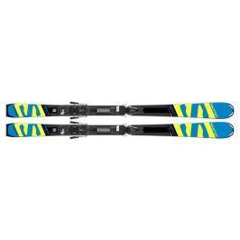 Detail · Zjazdové lyže SALOMON X-Race Jr M + L7 B80 - 17 18 Čierno 7603efe7691
