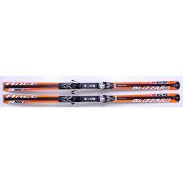 eff71f85f6 Detail · Bazárové lyže Blizzard Race Čierno-oranžová 186 cm