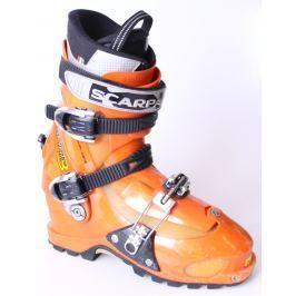 BAZÁR Skialpinistické Lyžiarky SCARPA Spirit 3 Čierno-oranžová 28.0