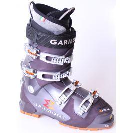 BAZÁR Skialpinistické Lyžiarky GARMONT Radium Čierno-fialová 27.0