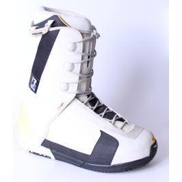 1b43017a1c4e BAZÁR Snowboardové Topánky HEAD Sivo-čierna 31.5