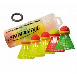 Speedminton Mix Speeder 5 ks Viacfarebné