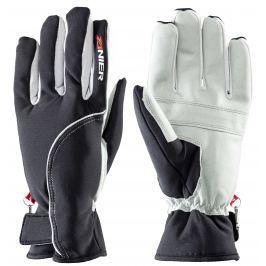 59d3e9962 Detail · Bežecké rukavice ZANIER Loipe - 17/18 Bielo-čierna 2XL