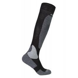 Ponožky ICEPEAK Merry Black - 17/18 Čierna 43-46