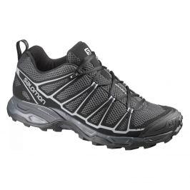 Detail · Pánska trekingová obuv SALOMON X Ultra Prime  Asphalt Black Aluminium uk 10 b2b3d6ed0c0