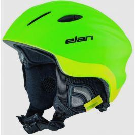 Detail · Lyžiarská prilba ELAN TEAM Green - 17 18 Zelená 48-52 cm 31cc0df1e02
