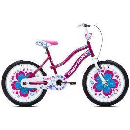 Detský bicykel CAPRIOLO Sunny Girl 20'' Ružová