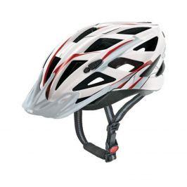 Cyklistická prilba UVEX Xenova White/Silver 52-57 cm
