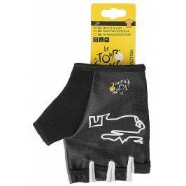 c5e750491bdf Detail · Cyklistické rukavice Tour de France Gel krátke XL