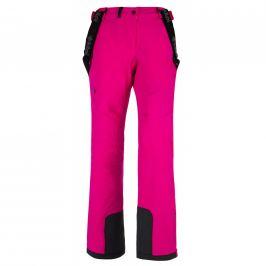 4a9e82917 Detail · Dámske lyžiarske nohavice Kilpi Europa-W Ružová XS