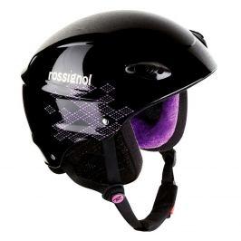 Detail · Prilba ROSSIGNOL Toxic Black Purple 52 cm b9a95b5f8fd