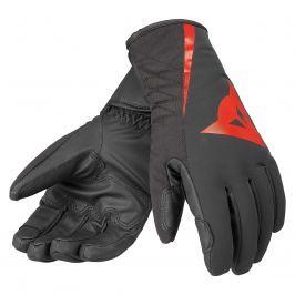 Juniorské lyžiarske rukavice DAINESE Jr Race 13 Glove black/red XL