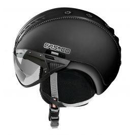 c521bccee Detail · Lyžiarska prilba CASCO SP-2 Snowball Visor black 60-63 cm