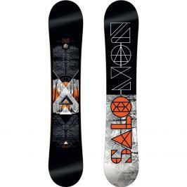 d662bc4a4fe80 Detail · Snowboard SALOMON Sight 162W cm