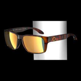 Slnečné okuliare OUT OF Swordfish 13 Gold 24 Hnedá