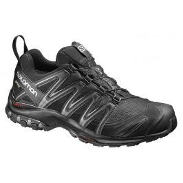 Detail · Pánska trailová bežecká obuv SALOMON XA Pro 3D GTX  Black Black Pewter Čierna uk a6411bed05c