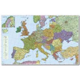 Mapa Európa-cestná sieť NM047407