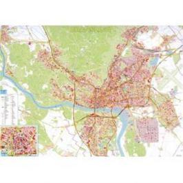 Mapa Bratislava s registrom 1:15.000 NM151000